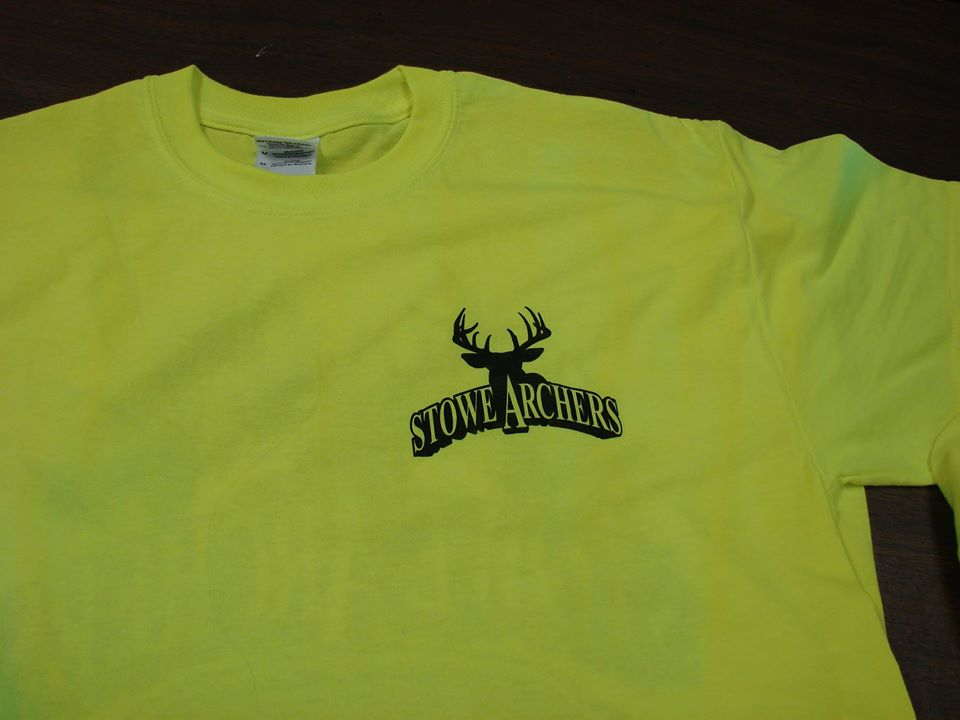 Stowe Archers Shirts - Jim Mease - 1