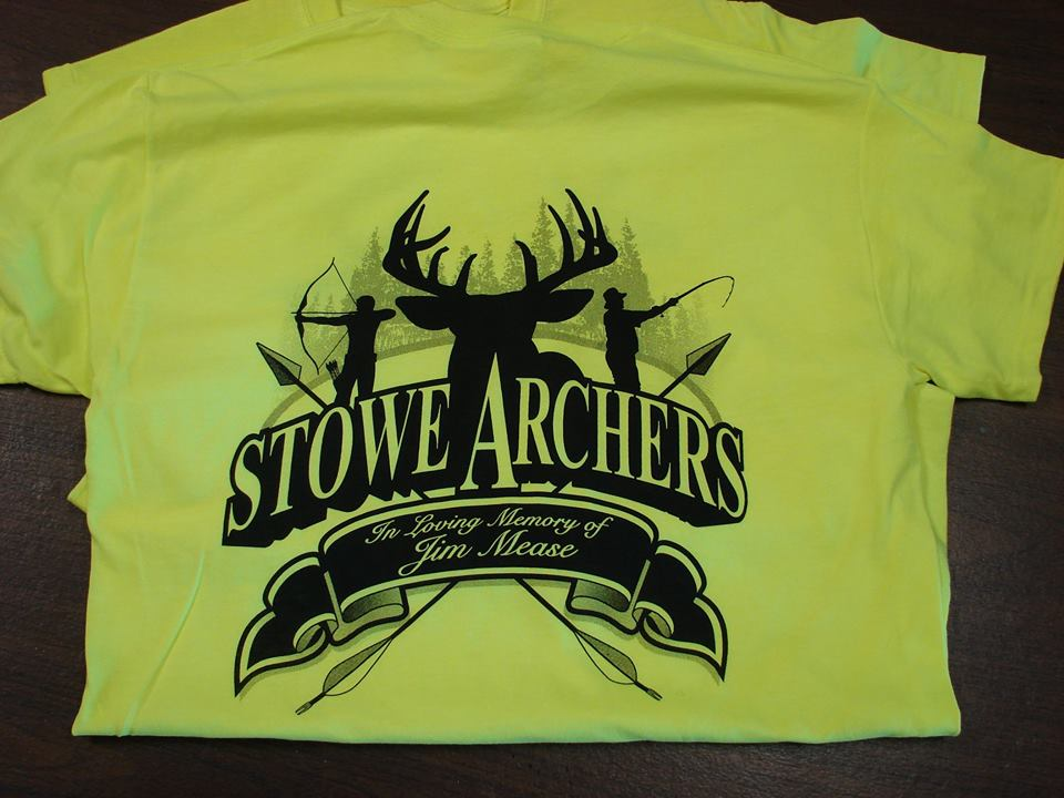 Stowe Archers Shirts - Jim Mease - 2