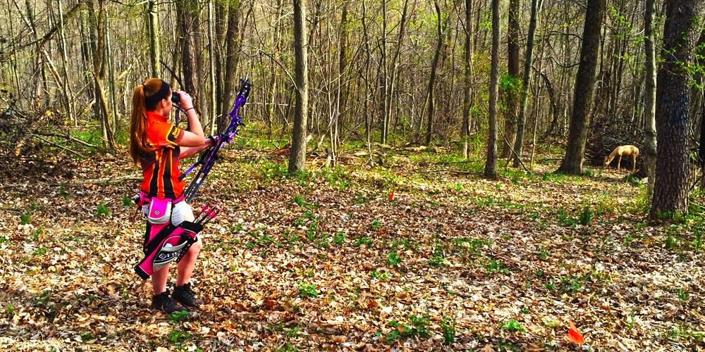 Stowe Archers Outdoor 3D - April 2015 Promo Post
