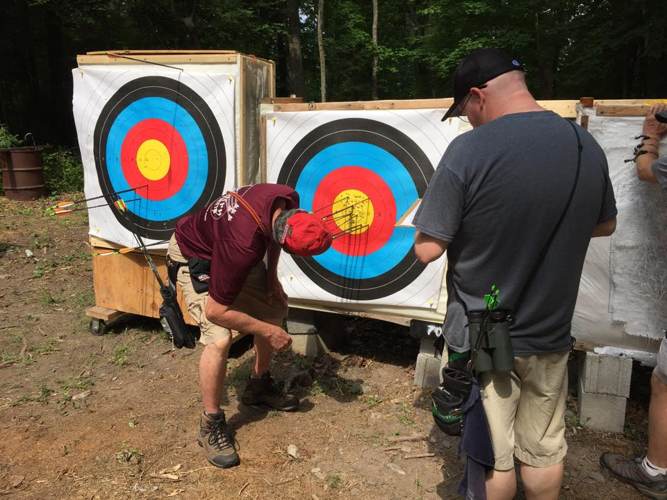 Stowe Archers 900 Round - May 31 2015