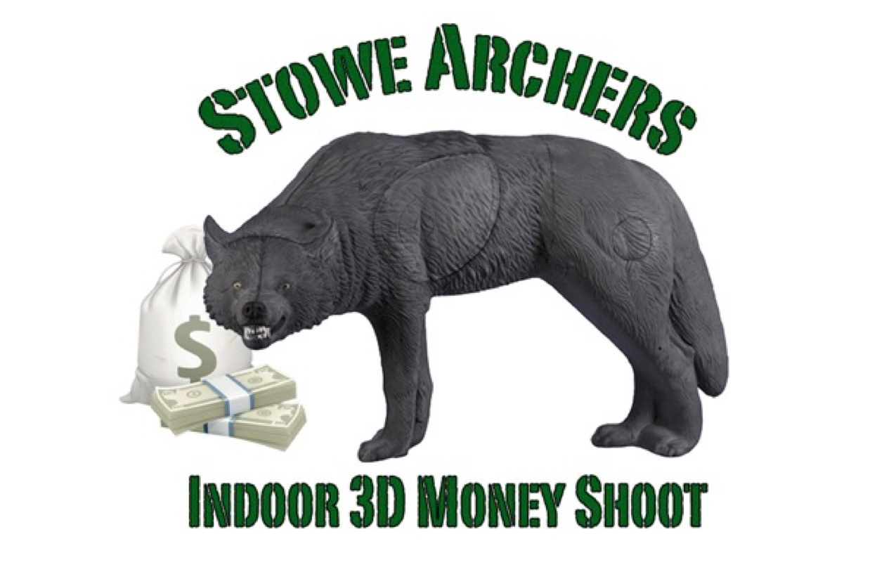 Stowe Archers Indoor 3D Money Shoot