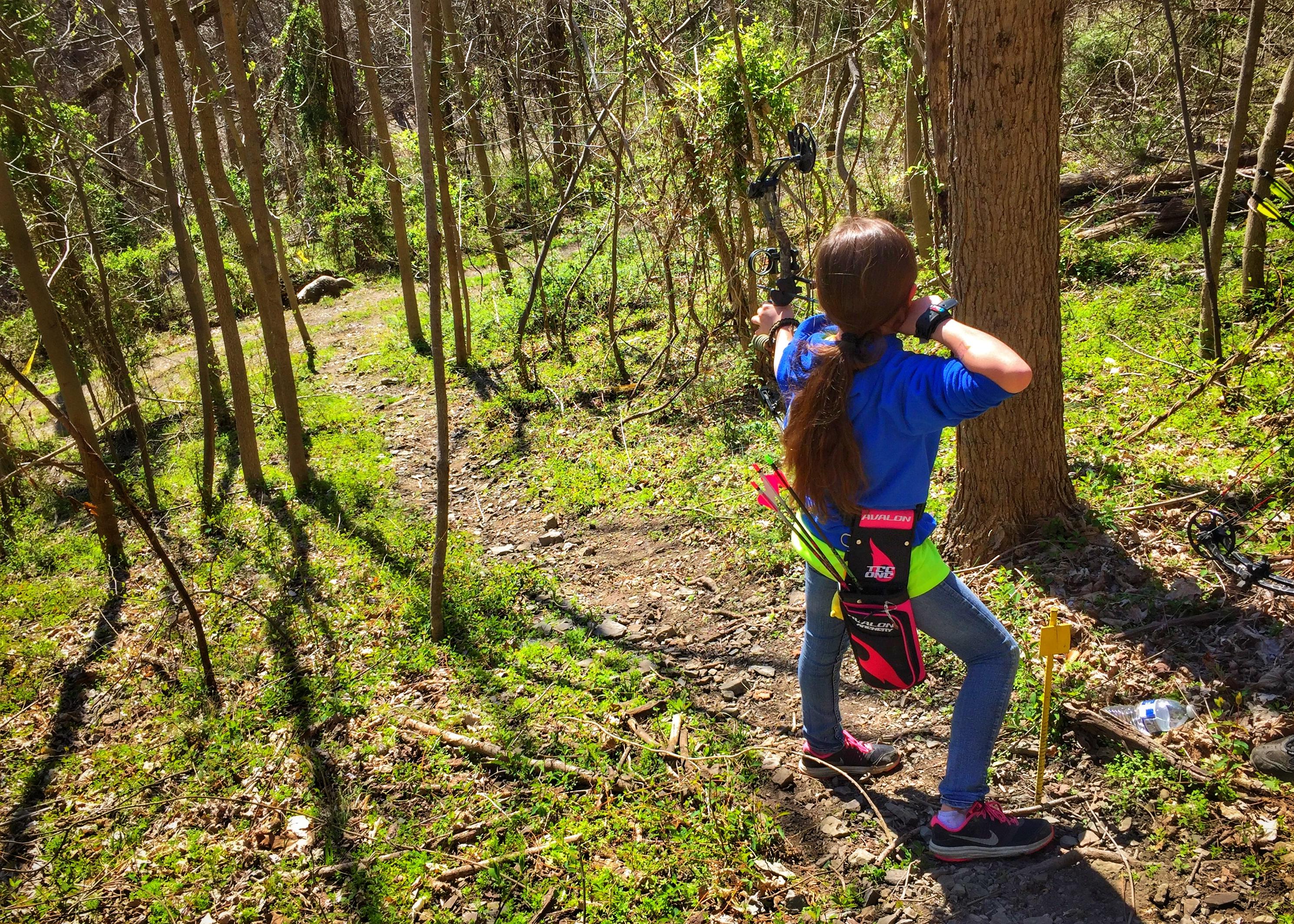 2016 Stowe Archers Triple Threat Challenge - Lexy